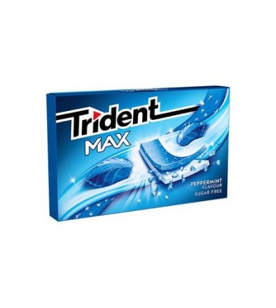 Chicles Trident Max